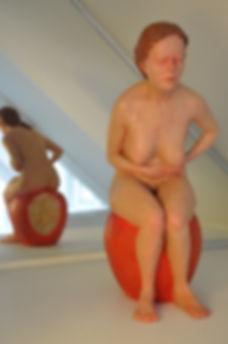 Lauge Voigt Skulptur