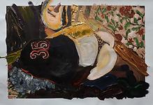 Rafael Fuchs  Acryl og foto 26x38 inches