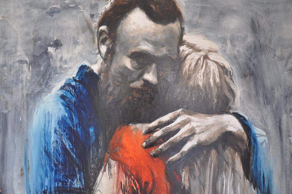 Alfredo Mendoza. Painter