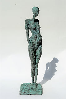 PEACE_OF_MIND_–_Bronzesculpture._Bronzes