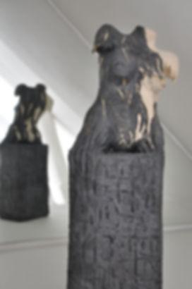 Lene Winther skulptur
