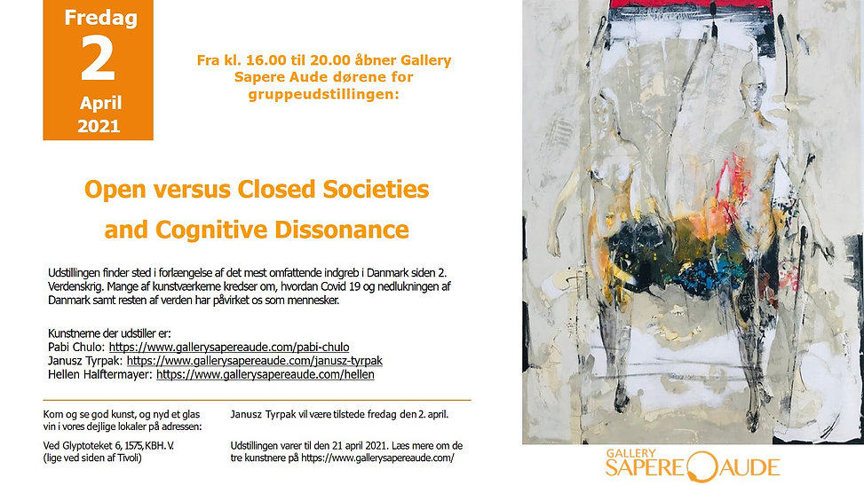 INVITATION FOR THE OPENING VERNISSAGE OP