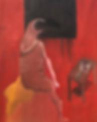 Selvportræt._2x3_meter._oli_on_canvas._2