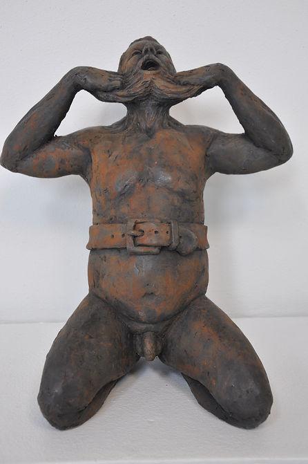 Lauge Voigt. Skulptur