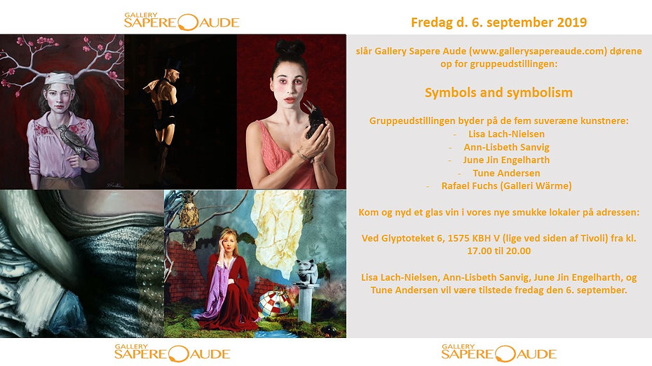 Invitation gruppeudstilling 6. september