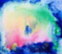 Visions 60x70 cm Oil 2016