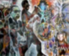 17.Guido Llinas y el tambor Yoruba del A