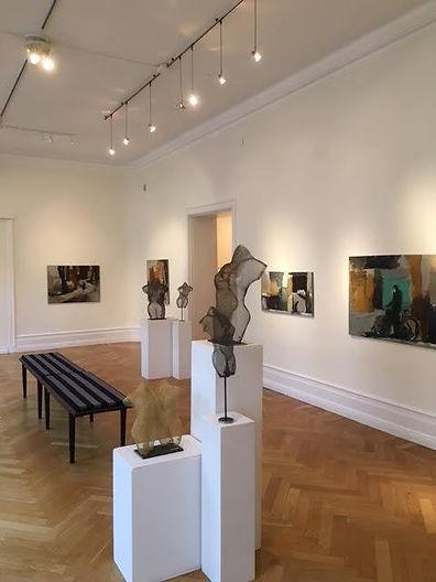 Lisa sculptures in gallery.jpg