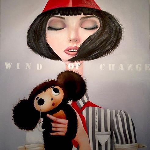 Yuliya Solodka. Painter. Maler.