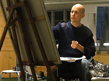 Christian+Gundtoft+working+in+his+studio