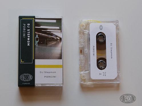 DJ Stepmom - Porcini EP Cassette