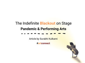 The Indefinite Blackout on Stage