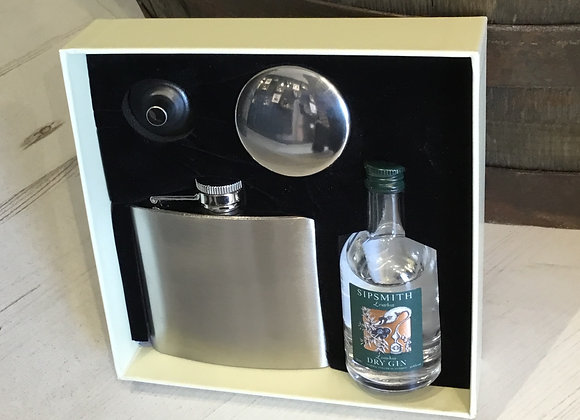 Sipsmith Dry Gin Gift Set