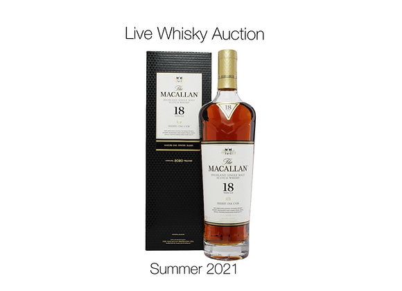 Members Only Whisky Auction