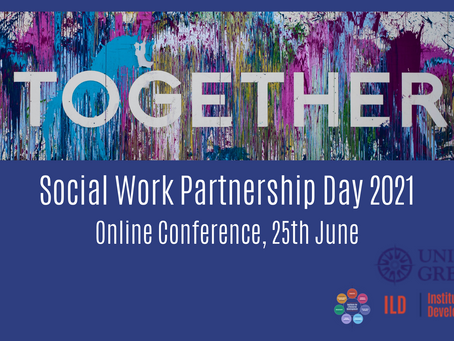 Social Work Partnership Day Conference, University of Greenwich