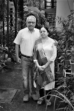 Rajni and Ram Chadha