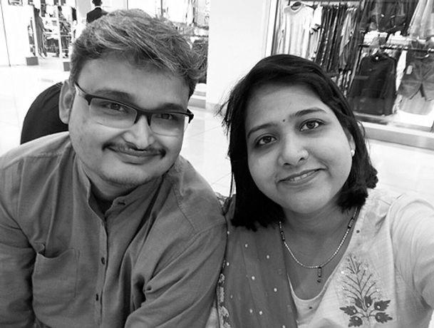 Mansi Vilas Vrunda Bapat and Vidyadhar Anand Sulabha Prabhudesai