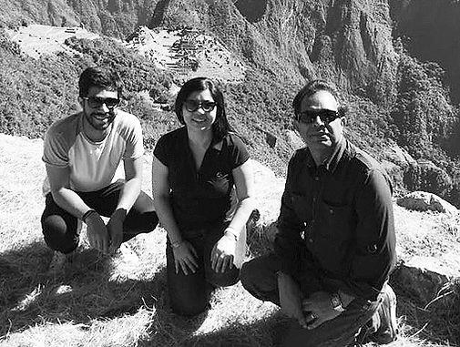 Aarit, Atula and Vinod