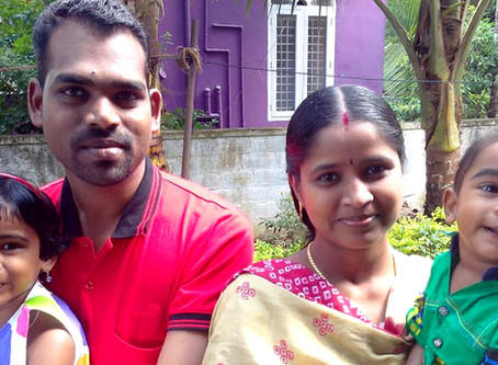 Kerala Couple Donates 2 Acre Land for Families Left Homeless by the Floods!