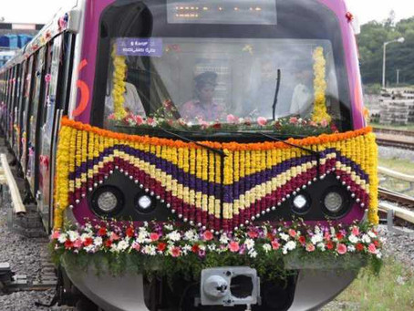 Family donates Rs 3 crore land on Hosur Main Road for Bangalore Metro