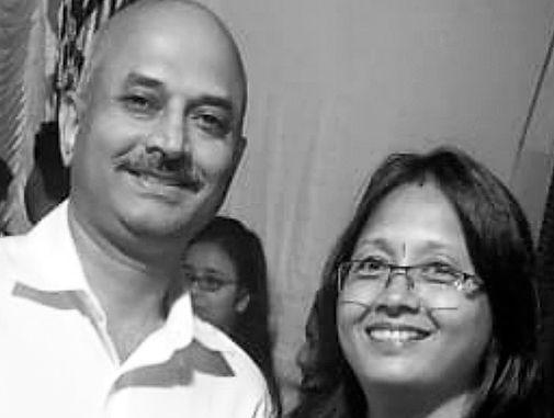 Dr Suwas and Vidya Darvekar