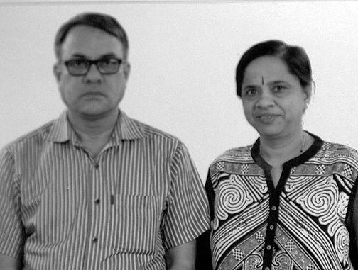 Umakathyayini and Javali Ramanath
