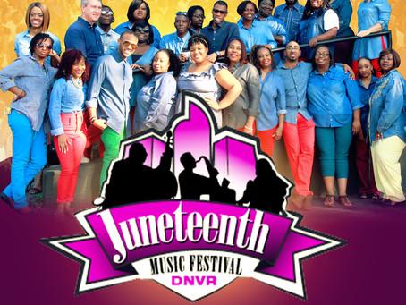 Juneteeth Music Festival