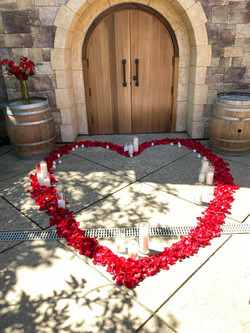 Vezer Family Winery Red Heart Propsoal