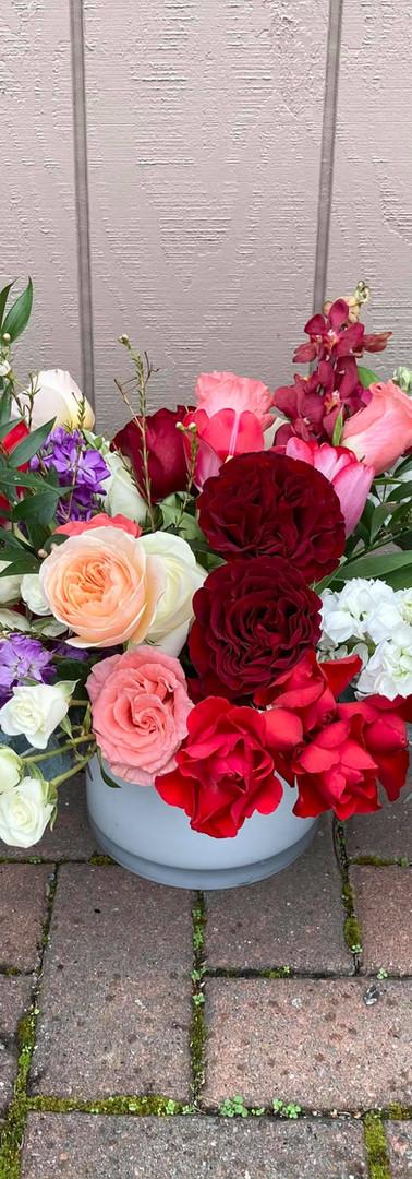 Feminine Colors Bouquet