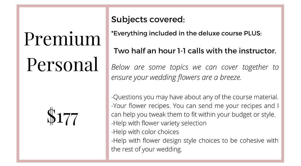Premium Personal