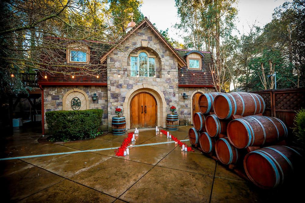 Vezer family vineyard cottage proposal