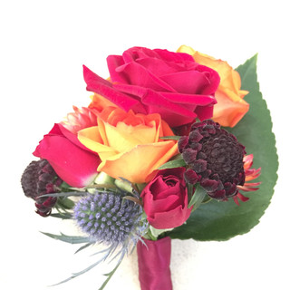 Colorful Corsage