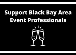 Black Bay Area Event Pros You Need to Know About
