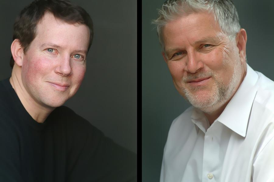 two older men