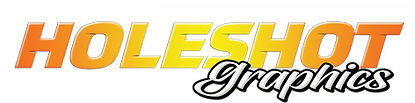 Holeshot Graphics Logo