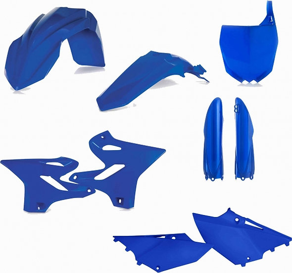 ACERBIS PLASTIC KIT YAMAHA YZ 125 250 15-20 BLUE