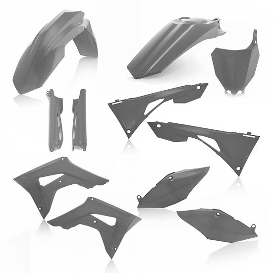 ACERBIS PLASTIC KIT HONDA CRF 250 450 19-20 GREY HAWK