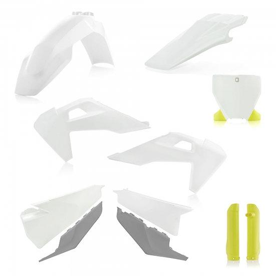ACERBIS PLASTIC KIT HUSQVARNA TC FC 19-20 ORIGINAL 20