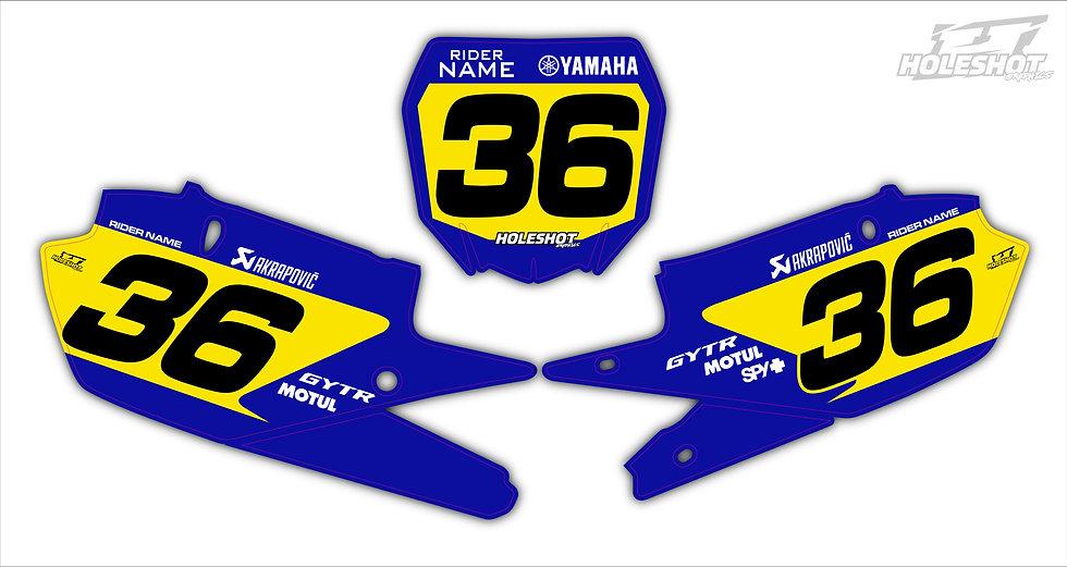 YAMAHA - R6