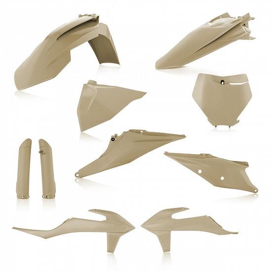 ACERBIS PLASTIC KIT KTM SX SXF 19-20 DESERT