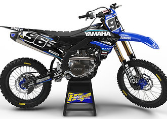"YAMAHA ""CLUTCH"" BLUE/BLACK KIT: $179.95 - $279.95"