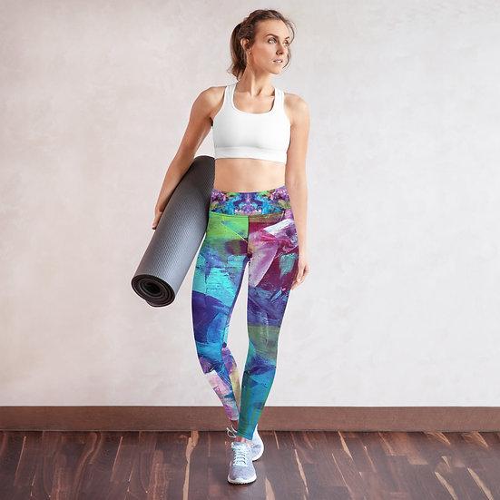 Before It Breaks - Yoga Leggings