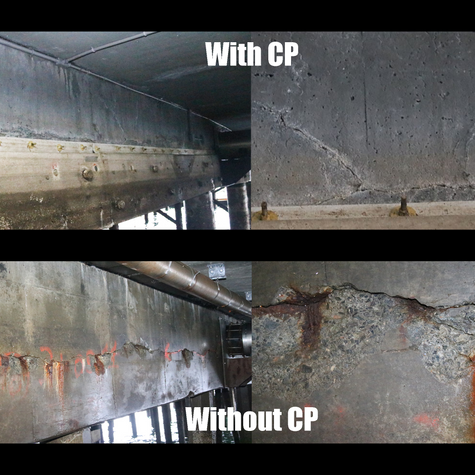 The Impact of Cathodic Protection