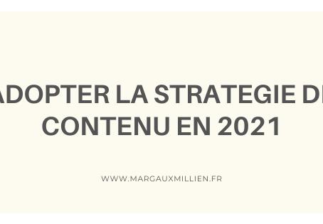Stratégie de contenu, la stratégie gagnante pour votre boutique en ligne