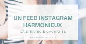 L'importance d'un joli feed Instagram