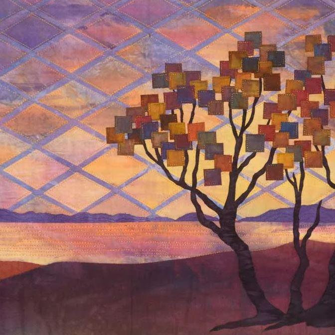 "POSTPONED until 2022.  ""Light Up Your Landscape""  Virtual  Workshop with Gloria Loughman"