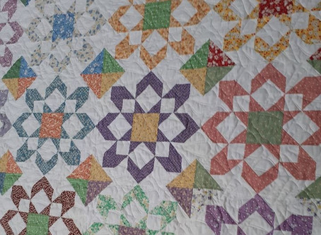 Save the Date - Country Quilters Guild Spring Quilt Show