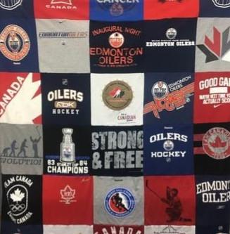 April 10 mtg - T-shirt Quilt