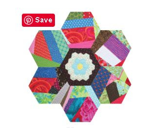 February meeting- Be inspired to make stunning quilts! and POP UP shop.