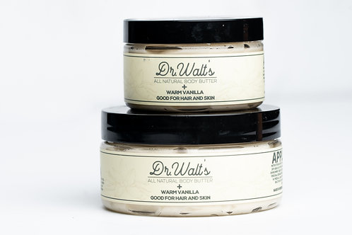 Warm Vanilla Body Butter